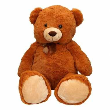 Grote beren knuffel bruin 100 cm
