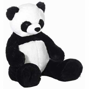 Grote panda beer knuffel 100 cm
