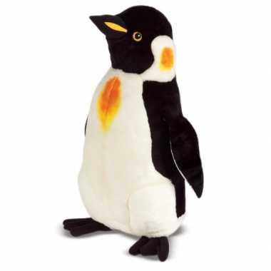 Grote pluche pinguin knuffel 60 cm