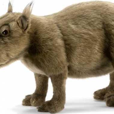 Hansa pluche capibara knuffel 33 cm