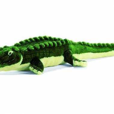 Hansa pluche krokodil knuffel 58 cm