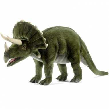 Hansa pluche triceratops knuffel 50 cm