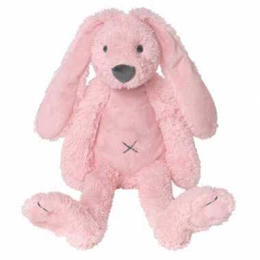 Happy horse roze pluche konijn knuffel richie