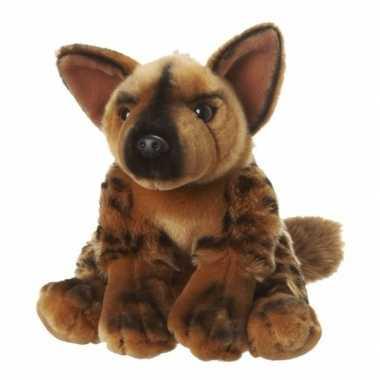 Hyena knuffeltje 18 cm