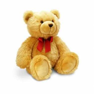 Keel toys grote pluche beer knuffel harry bruin 50 cm