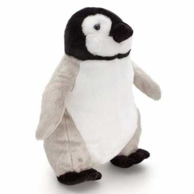Keel toys pluche baby pinguin knuffel 30 cm speelgoed