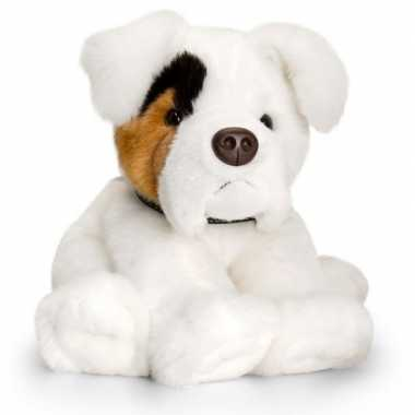Keel toys pluche boxer hond knuffel 35 cm