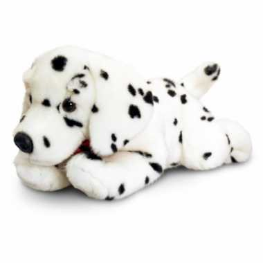 Keel toys pluche dalmatier hond knuffel 50 cm