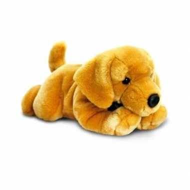 Keel toys pluche labrador pup knuffel 50 cm