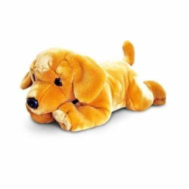 Keel toys pluche labrador pup knuffel 90 cm