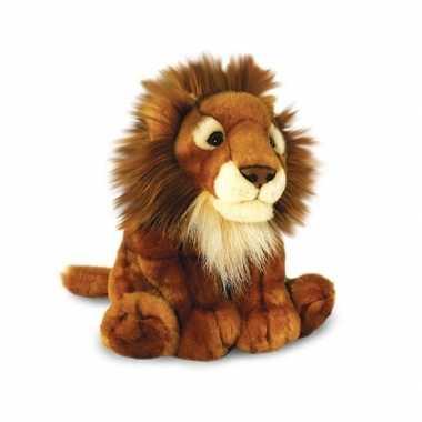 Keel toys pluche leeuw knuffel 30 cm