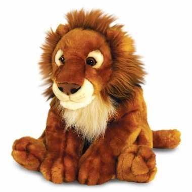 Keel toys pluche leeuw knuffel 50 cm