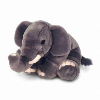 Keel toys pluche olifant knuffel 110 cm
