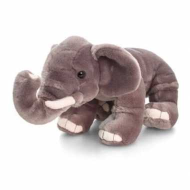 Keel toys pluche olifant knuffel 45 cm