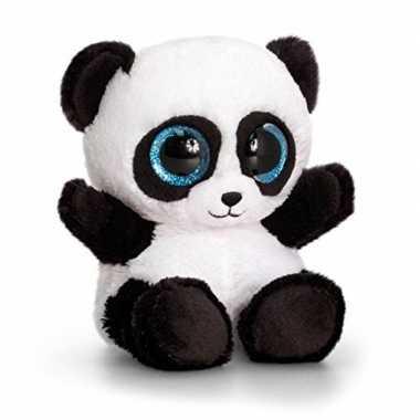 Keel toys pluche panda knuffel 15 cm