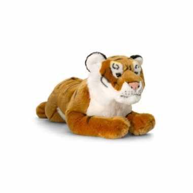 Keel toys pluche tijger knuffel 46 cm