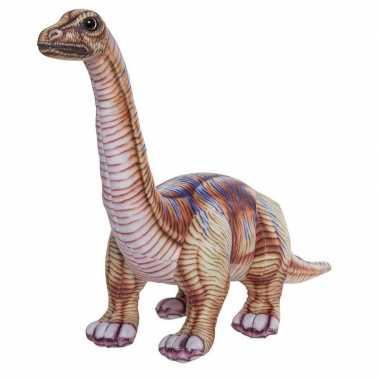 Knuffel dinosaurus apatosaurus 43 cm