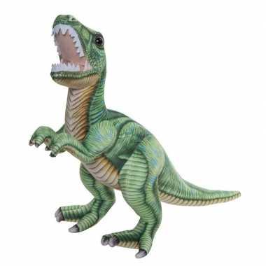 Knuffel dinosaurus t rex 35 cm