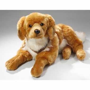 Knuffel golden retriever hond 50 cm knuffel