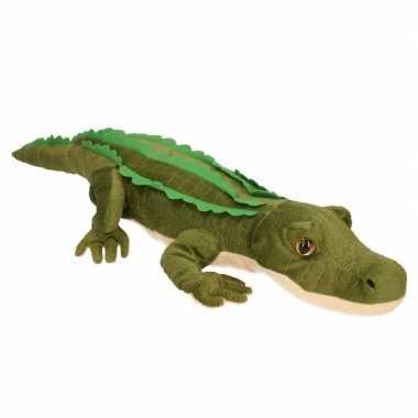 Knuffel krokodil 70 cm