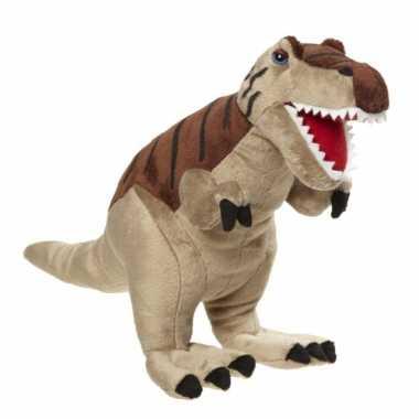 Knuffel t rex dinosaurus 30 cm