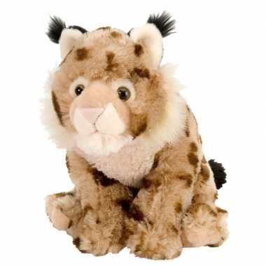 Lynx knuffel 30 cm