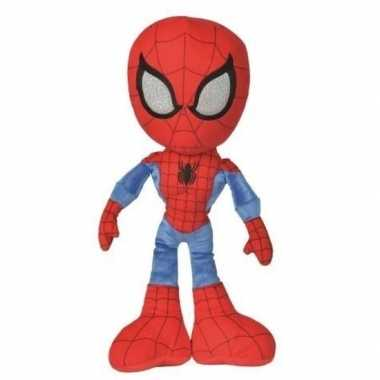 Marvel pluche knuffel spiderman 40 cm