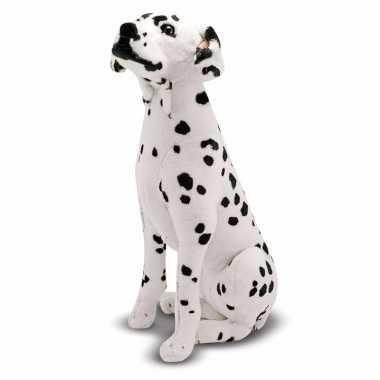 Mega knuffel hond dalmatier