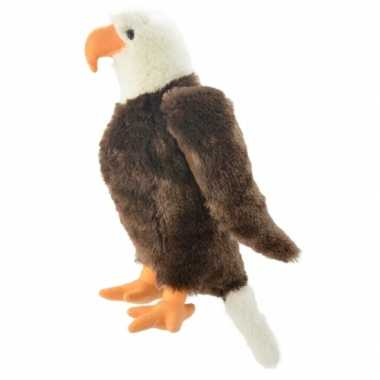 Pluche adelaar knuffel 35 cm