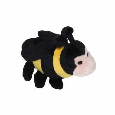 d5eeead08283e3 Pluche bijen knuffel 13 cm | Knuffel.info