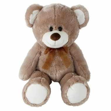 Pluche bruine beer/beren knuffel 75 cm speelgoed