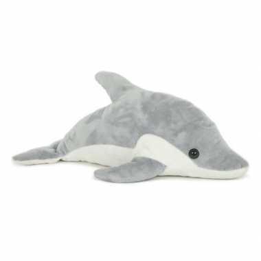 Pluche dolfijn knuffel 51 cm speelgoed