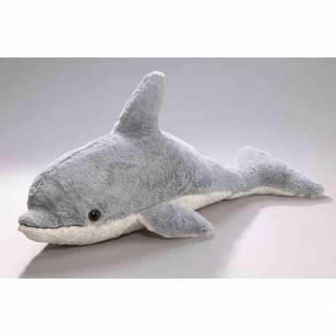 Pluche dolfijn knuffel 68 cm