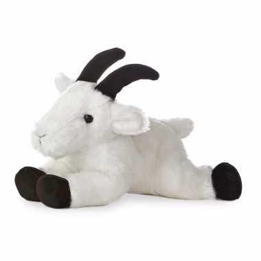 Pluche geiten knuffel 20 cm