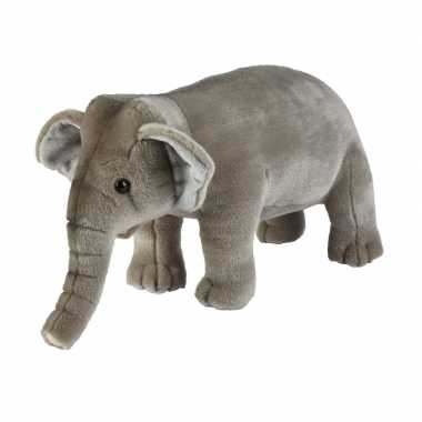 Pluche grote olifant knuffel 50 cm