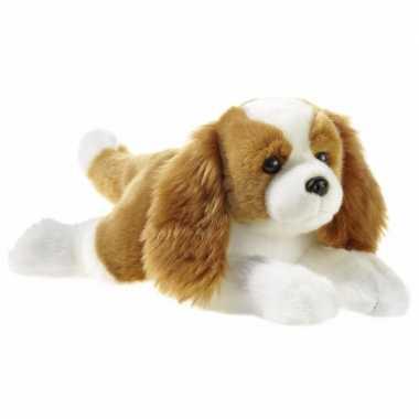 Pluche hond cocker spaniel knuffel 32 cm