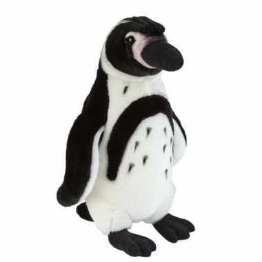 Pluche humboldt pinguin knuffel 32 cm speelgoed