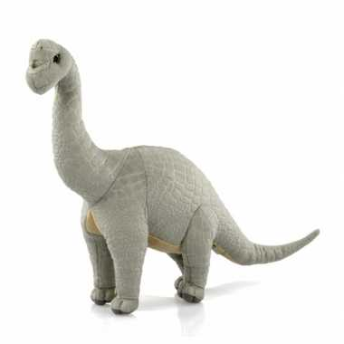 Pluche knuffel brontosaurus 36 cm