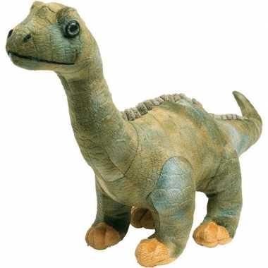 Pluche knuffel dinosaurus diplodocus van 50 cm