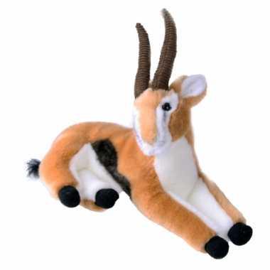 Pluche knuffel gazelle 30 cm