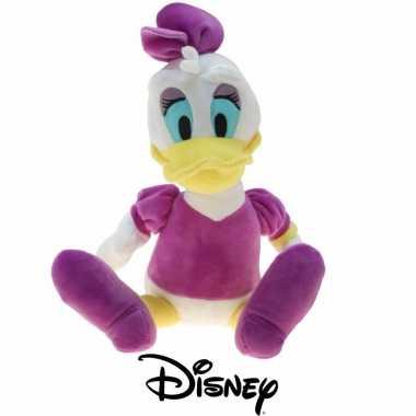 Pluche knuffel katrien duck 35 cm