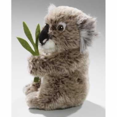 Pluche koala knuffel 17 cm