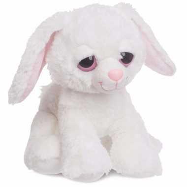 Pluche konijn/haas knuffel 30 cm