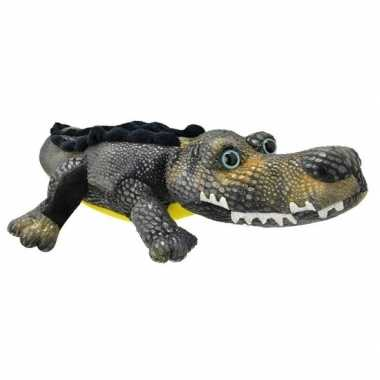 Pluche krokodil knuffel 47 cm