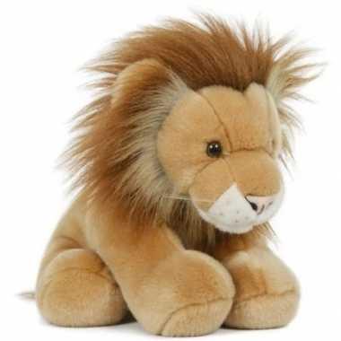Pluche leeuw knuffel 30 cm speelgoed