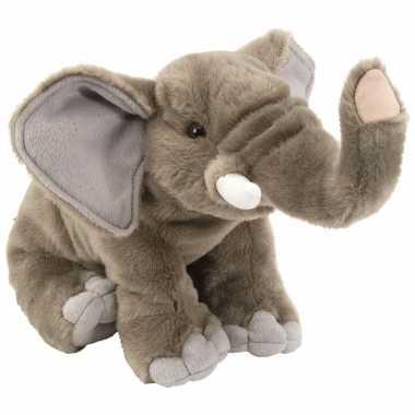Pluche olifant knuffel 30 cm