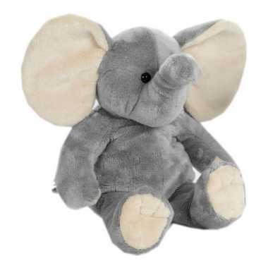Pluche olifant knuffel 35 cm