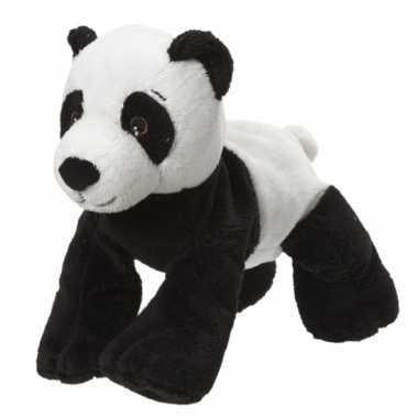 Pluche panda beer knuffel van 22 cm