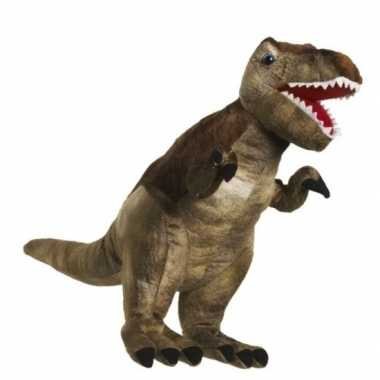 Pluche t rex dino knuffel van 47 cm
