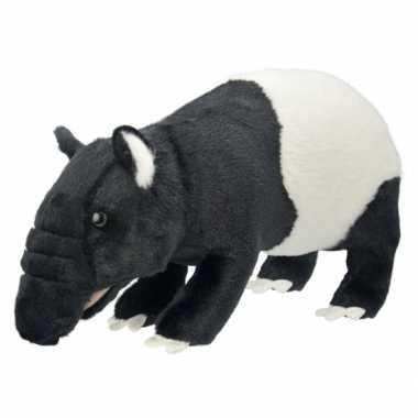 Pluche tapir knuffel 30 cm 10082647
